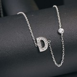 D word necklace MLA622D