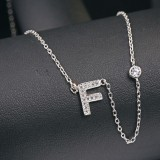 F word necklace MLA622F