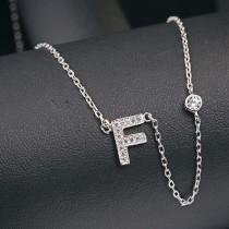 F word necklace MLA622F