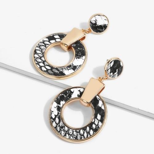 Big circle earrings ME68560-2