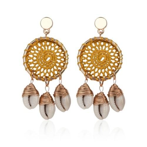Dream catcher earrings ME68538-2