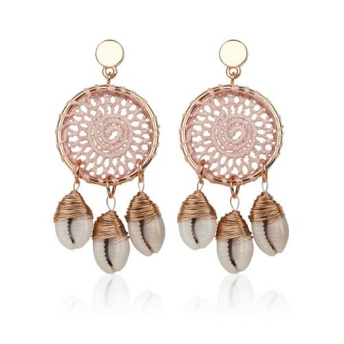 Dream catcher earrings ME68538-1