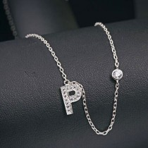 silver necklace MLA622P