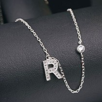 silver necklace MLA622R