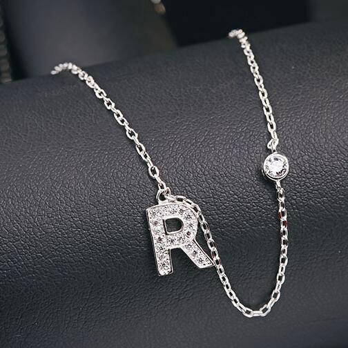 silver necklace MLA622R