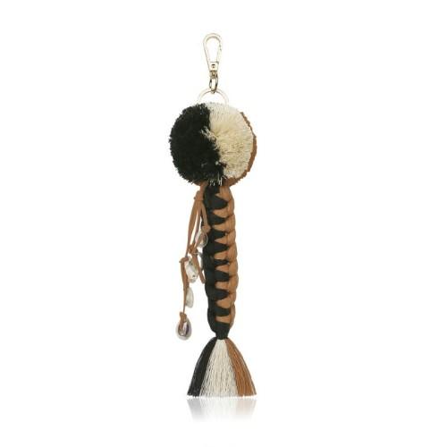 Fishtail keychain MK68091