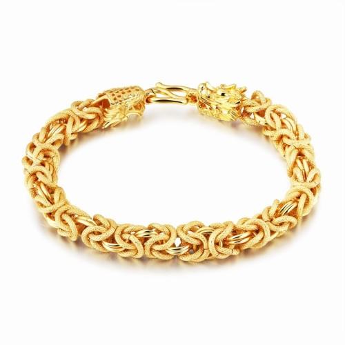 Double faucet bracelet gb0617486