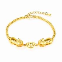 gold bracelet gb0617508