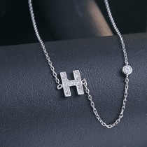 H word necklace MLA622H