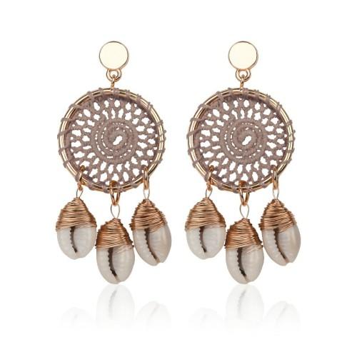 Dream catcher earrings ME68538-3