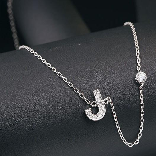 J word necklace MLA622J