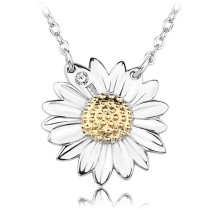 silver necklace MLA171