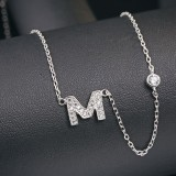 M word necklace MLA622M