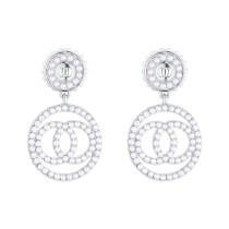 round pearl earring 30713