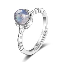 Classic CZ Ring Fashion Silver Plated JZ290