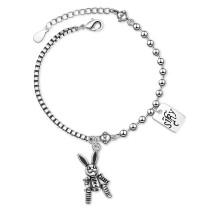 bra SL168 18k gold bracelet  silver bracelet