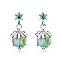 Geometric earrings XZE709