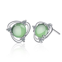 Cat's Eye Earrings XZE547