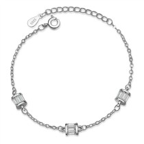 Geometric bracelet XZB112