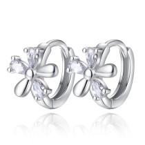 flower earring w08