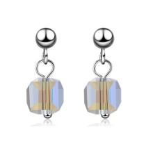 Sugar cube earrings XZE656d