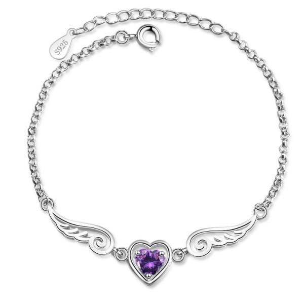 heart bracelet XZB123
