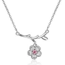 flower necklace XZA275