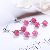 Round Pearl Earrings 550