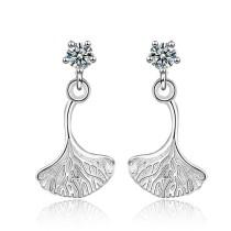 Ginkgo biloba earrings 806
