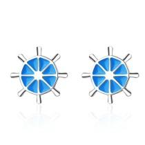 Helm sailor earrings 728
