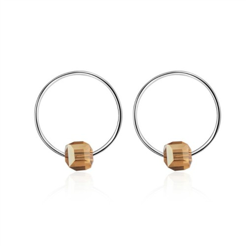round earring 654