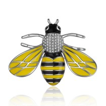Small bee brooch XZB010h