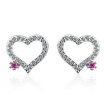 heart earring 697