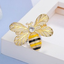 bee brooch XZB007r