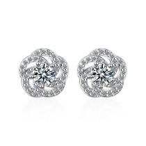 flower earring XZE457