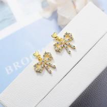 Bow earrings XZE719a