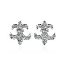 zircon earring 416