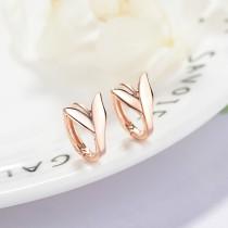 Mermaid Tail Earrings XZE425-2