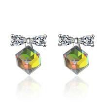 Bow earring XZE702