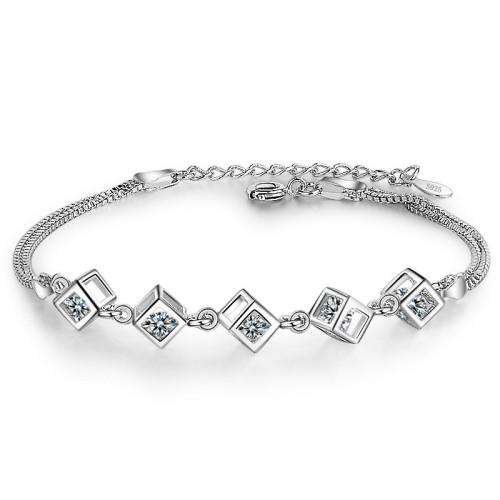 square bracelet XZB017