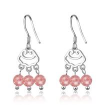 Drop ear hook earrings 422