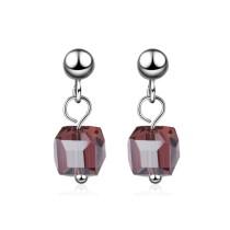 Sugar cube earrings XZE656