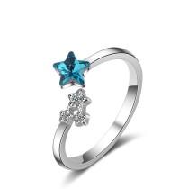 Flower ring 222