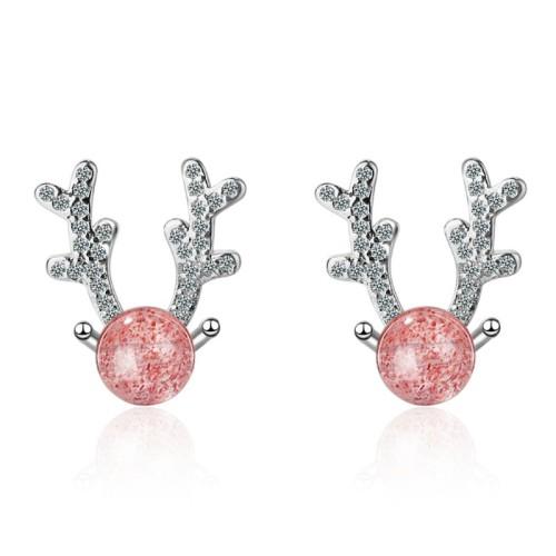 Antler earrings 788