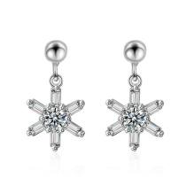 Flower earring XZE544