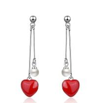 heart earring 535