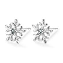 Snowflake earrings 174