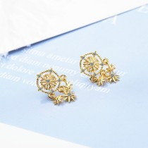 Dream catcher earrings XZE706a