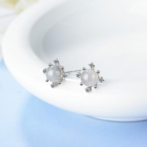 Snowflake earrings XZE663a
