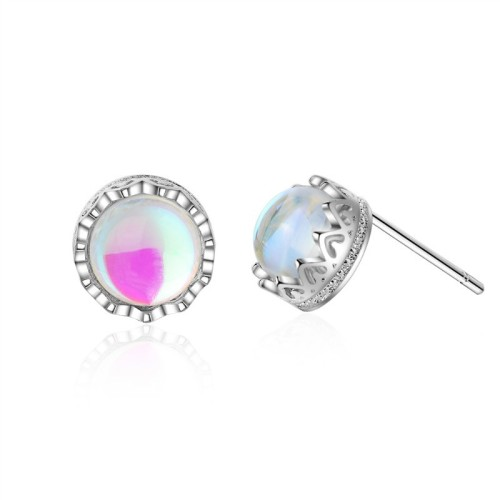 round earring 673